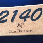 Custom Address Tile for house numbers