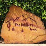 Miller Entrance Sandstone