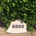 8869 Address Stone