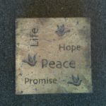 Brick Engraving for Home Decor